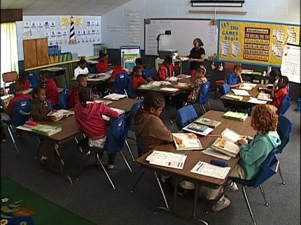Teach For America Comes To TPS