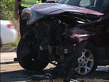 BA Police: Drag Racing May Have Caused Accident