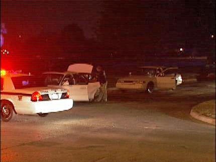 Investigating Tulsa Gang Activity Leads To Traffic Stop
