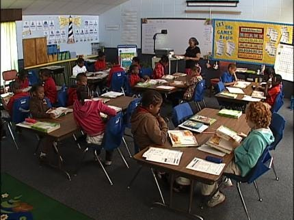 Area Schools Eager To Receive Stimulus Money