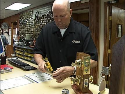 Lock Bumping Helps Criminals Break In