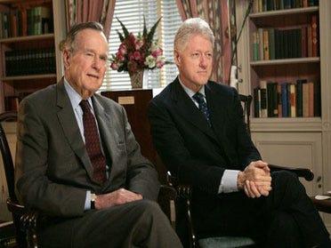 Former Presidents To Visit Oklahoma