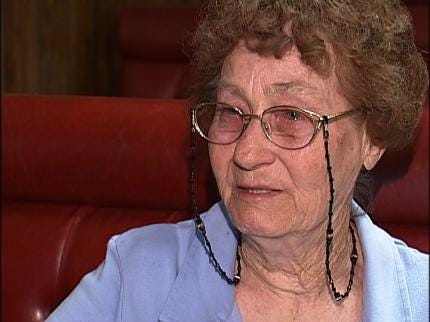 Pawnee Co. Community Comforts Fire Victim
