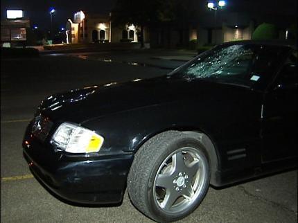 Tulsa Woman Struck Crossing The Street