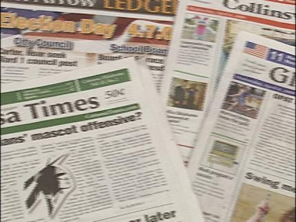 Employees At Newspapers Face 5-Day Furlough