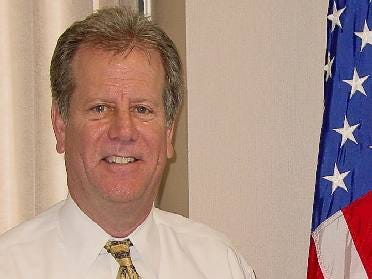 Tulsa's U.S. Attorney Hospitalized