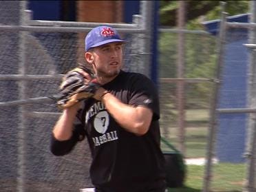 Memorial Pitching Prospect Hopes To Come Back For Playoffs