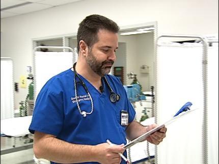 Muskogee Hospital Deals With Swine Flu Scare