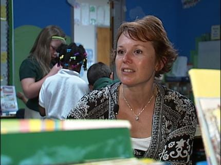 Tulsa School Benefits From Anonymous Donors