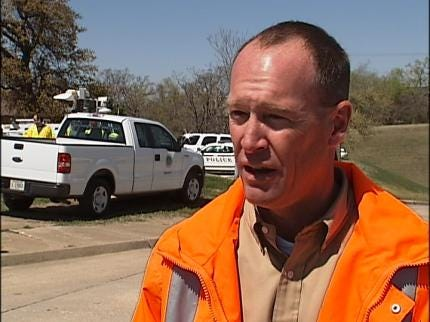 Caution Urged For Drivers In Tulsa Work Zones