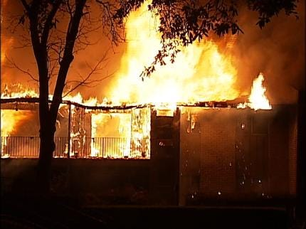 Murder Charges May Be Filed In Meth Fire Deaths