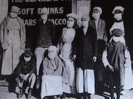 Deadly 1918 Pandemic Linked To Swine Flu