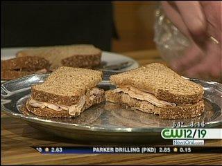 Peatunkey Sandwich