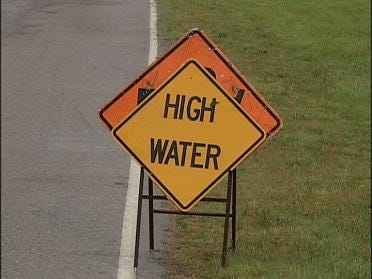 Potential For Flooding Across NE Oklahoma