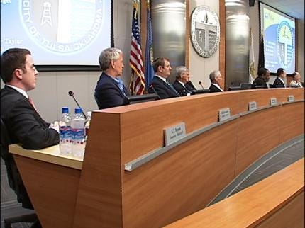 Taylor Unveils Tulsa's Proposed Budget