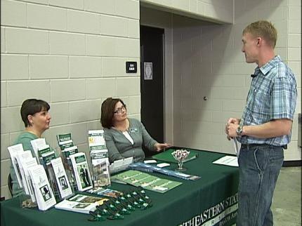 Skiatook Hosts First Job Fair