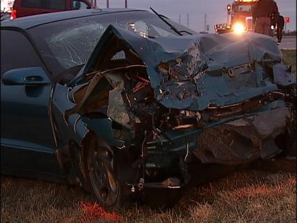 2 Killed In Crash Near Owasso