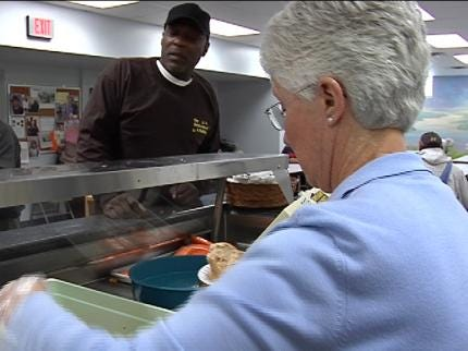 Daily Meals For Hungry and Homeless Tulsans