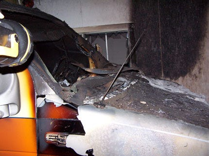 Fire Destroys Oologah-Talala Ambulance