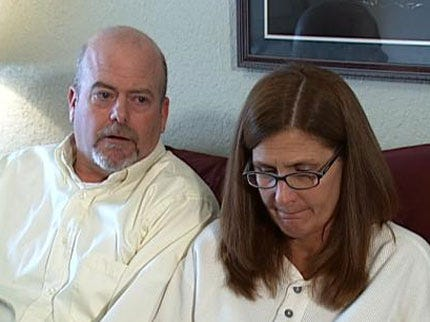 Faith Helps Parents Cope With Daughter's Death