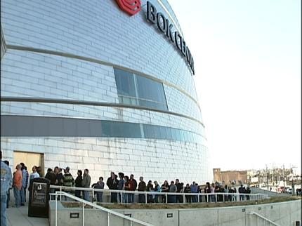 Is The BOK Center Spurring Downtown Business?