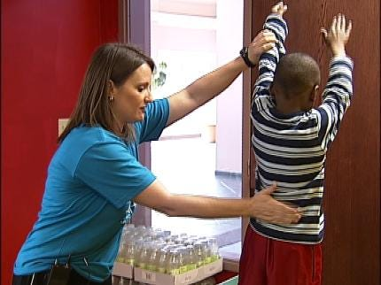 Confidence, Faith Grow At Tulsa Gymnastics School
