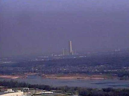 Smoke Prompts Oklahoma Air Alert