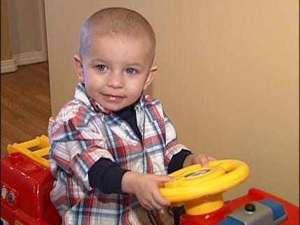 Tulsa Blood Drive In Honor Of Cancer Patient