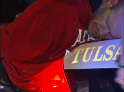 Tulsa Police Chase Ends With Arrest