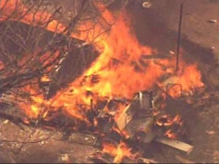 Fires Destroy Homes, Buildings Across State
