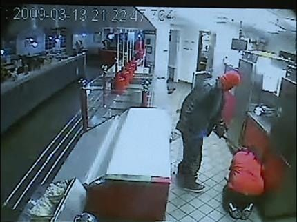 Two Men Wanted In Tulsa Restaurant Robbery