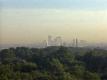 Wildfire Smoke Prompts Air Quality Alert