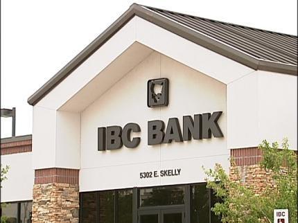 IBC Bank Is Tulsa's 16th Bank Robbery Of 2009