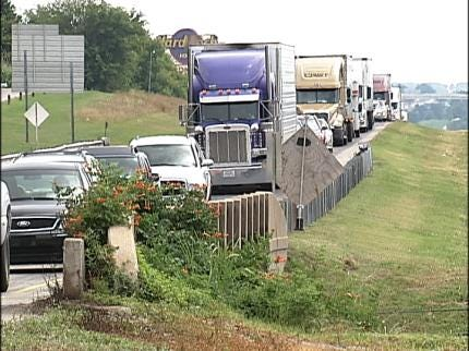 Warning: Construction Delay Ahead On I-44's 'Dysfunction Junction'