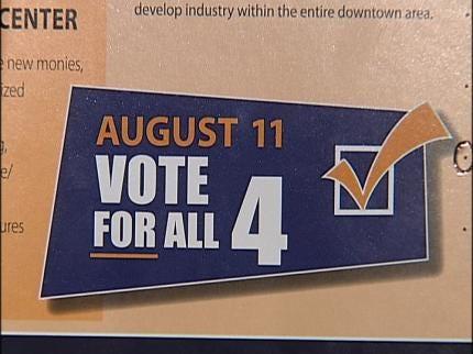 Broken Arrow Residents Voting Today