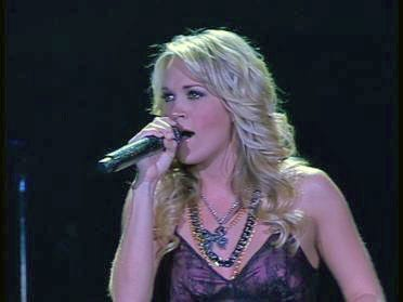 Carrie Underwood To Be Inducted Into Oklahoma Music Hall Of Fame