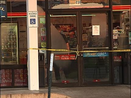 Convenience Stores Robbed In Tulsa And Sand Springs