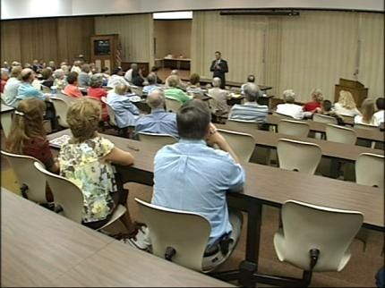 Oklahoma's Congressional Delegation Town Meeting Schedule