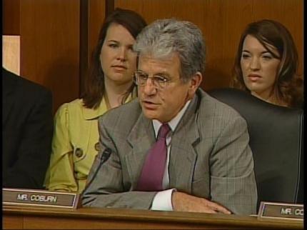 Senator Coburn To Hold Town Hall Meetings Starting Thursday