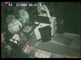 Tulsa Nightclub Theft Caught On Tape