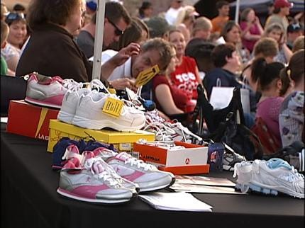 Jenks Concert Helps Collect Shoes For Iraqi Kids