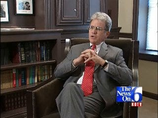 Oklahoma Senator Tom Coburn Talks Health Care Reform