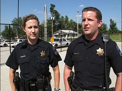 Tulsa Police: Divine Intervention Led To Sex Offender's Arrest