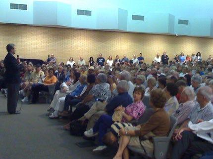 Coburn Holds Town Hall Meetings In Broken Arrow & Jenks