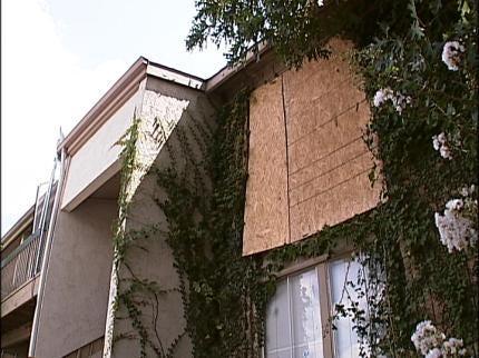 Tire Inflator Apparent Cause Of Tulsa Apartment Explosion