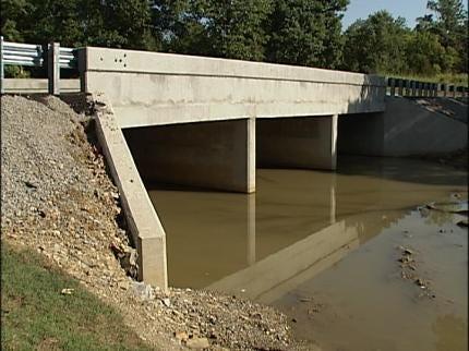 Tulsa County Bridge Reopens After Repairs