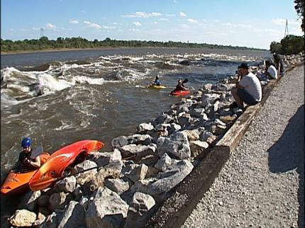 Volunteer Arkansas River Enhancement Project Gets Go Ahead