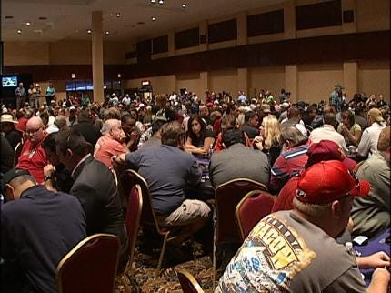Celebrities Hit The Poker Tables In OKC For MDA