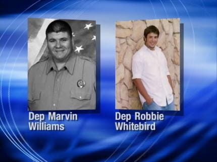 Seminole Fundraiser Held For Slain Deputies