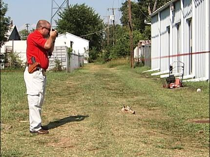 Man Injured In Tulsa Lawn Mowing Accident